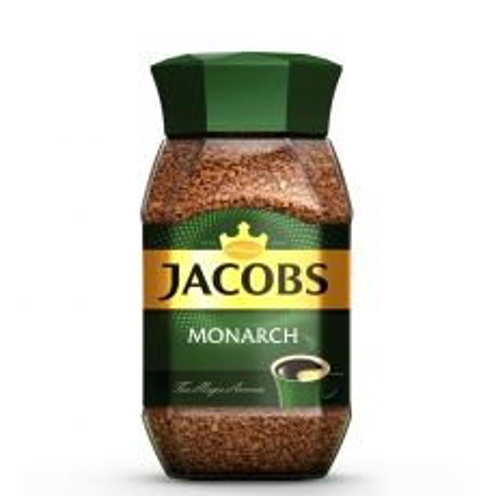 Jacobs Monarch 200g - photo ambalaze