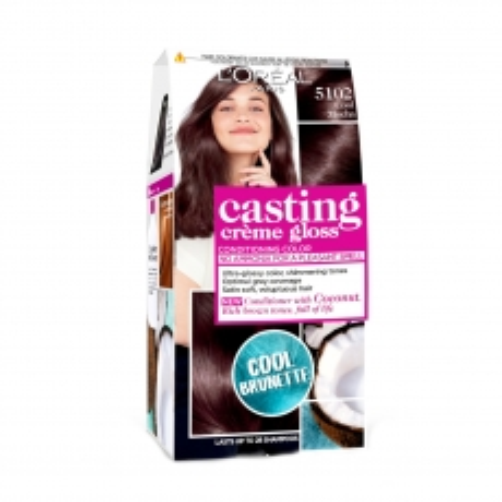 Paris Casting Creme Gloss farba za kosu 5102 - photo ambalaze