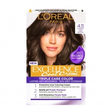 Paris Excellence farba za kosu 4.11 - photo ambalaze