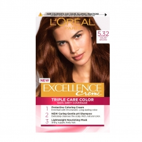 Paris Excellence farba za kosu 5.32 - photo ambalaze