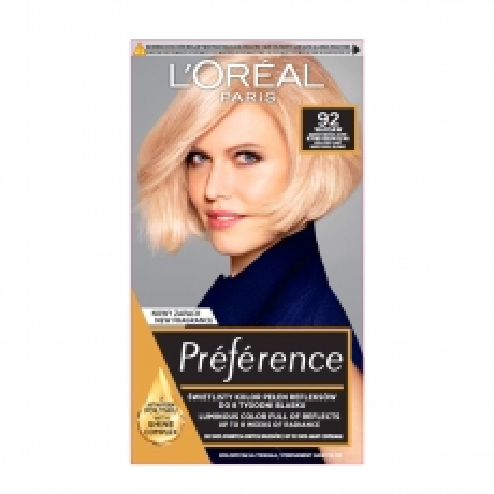 Paris Preference farba za kosu 92 - photo ambalaze