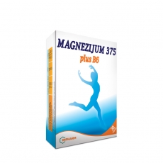 Magnezijum 375 30 kapsula - photo ambalaze