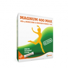 Magnum 400 Max 20 kesica - photo ambalaze