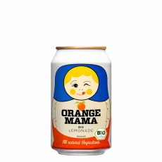 Orange Mama 330ml - photo ambalaze