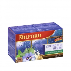 Biljni čaj Cold & Flu Herbs 20 kesica - photo ambalaze