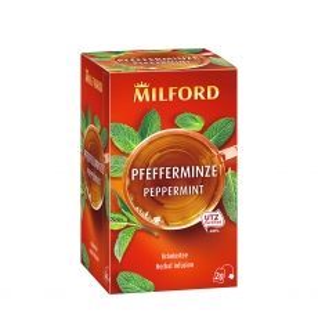 Čaj od mente 20 kesica - photo ambalaze