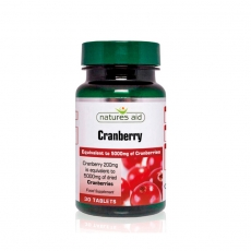 Cranberry - photo ambalaze