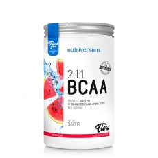 BCAA Flow 2:1:1 Watermelon 360g - photo ambalaze