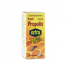 Propolis kapi Extra 20ml - photo ambalaze