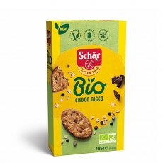 Bio Choco Bisco 105g - photo ambalaze