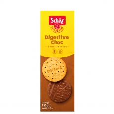 Digestiv choco keks 150g - photo ambalaze