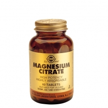 Magnezijum citrat 200mg 60 tableta