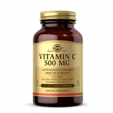 Vitamin C 500mg 100 kapsula - photo ambalaze