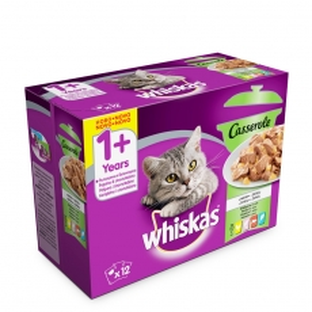 Casserole hrana za mačke 12x85g - photo ambalaze