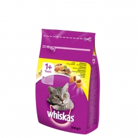 Briketi za mačke 300g - photo ambalaze