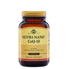 Nutri Nano CoQ10 - photo ambalaze