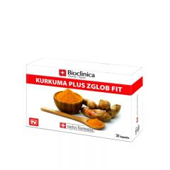Kurkuma Plus Zglob Fit - photo ambalaze