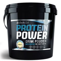 Protein Power - photo ambalaze