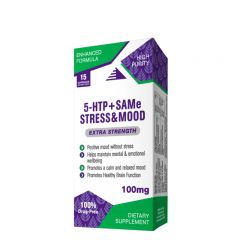 Stress&Mood 5-HTP + SAMe - photo ambalaze