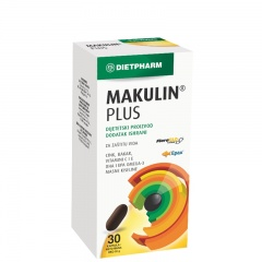 Makulin Plus - photo ambalaze