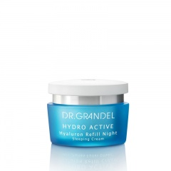 Hydro Active Hyaluron Refill Night Cream - photo ambalaze