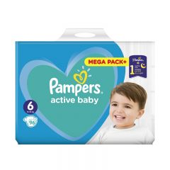 Active Baby Dry Large 6 - photo ambalaze