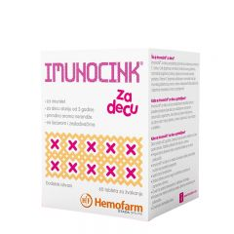 Imunocink za decu - photo ambalaze