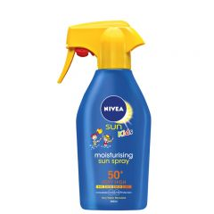 Sun Kids Moisturising Spray SPF50 - photo ambalaze