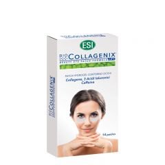 Bio Collagenix Lift Anti Age flasteri - photo ambalaze