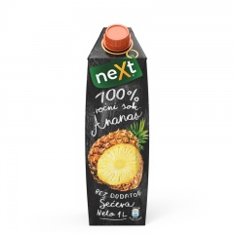 Premium voćni sok - photo ambalaze