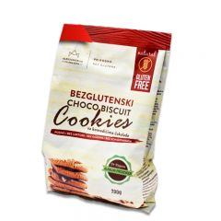Choco Cookies - photo ambalaze
