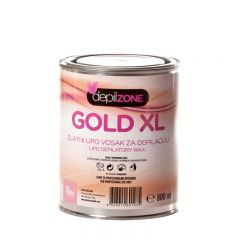 Gold XL vosak za depilaciju - photo ambalaze