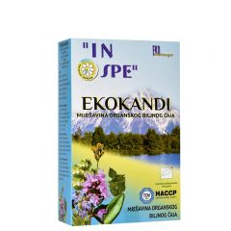 Čaj Ekokandi - photo ambalaze