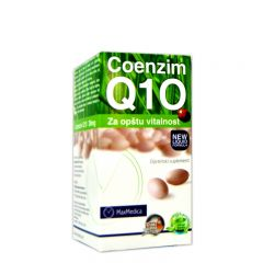 Coenzim Q10 - photo ambalaze