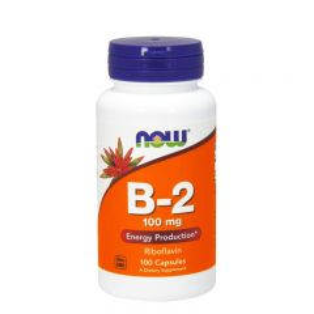 Vitamin B-2 - photo ambalaze