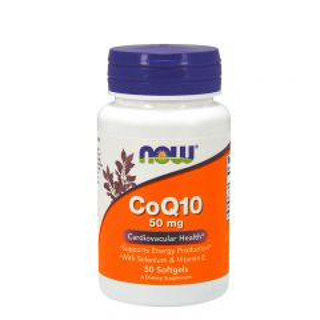 CoQ10 50 - photo ambalaze