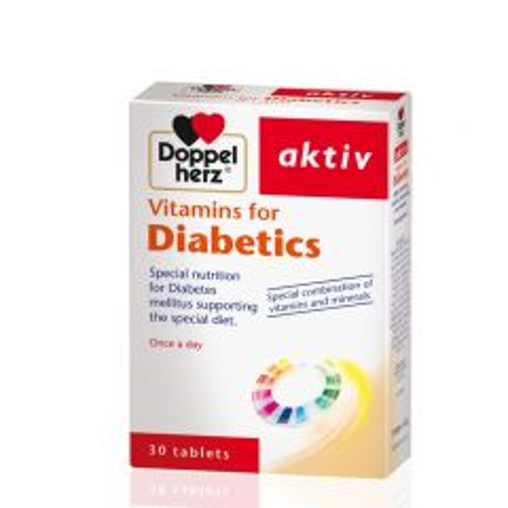 Vitamini za dijabetičare - photo ambalaze