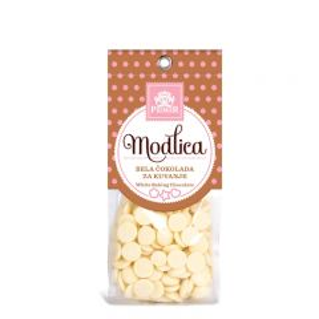 Modlica bela čokolada za kuvanje - photo ambalaze