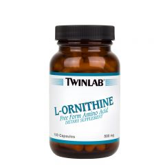 L-Ornithine - photo ambalaze