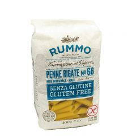 Penne Rigate Gluten Free no. 66 - photo ambalaze