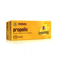 Propolis pastile - photo ambalaze