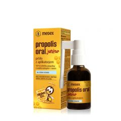 Propolis Junior sprej - photo ambalaze
