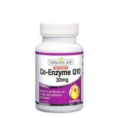 Co-enzyme Q10 - photo ambalaze