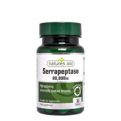 Serrapeptase - photo ambalaze