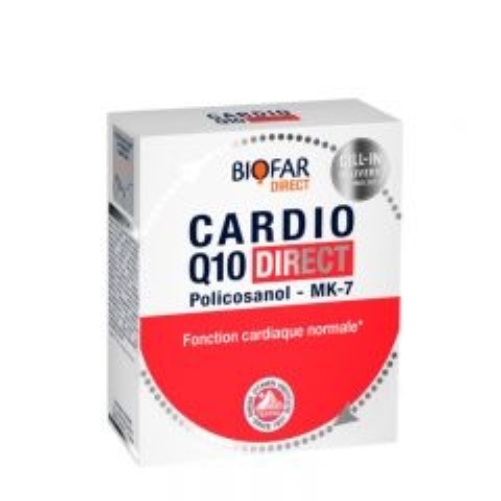 Cardio Q10 Direct - photo ambalaze