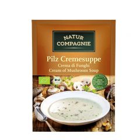 Krem supa od pečuraka - photo ambalaze