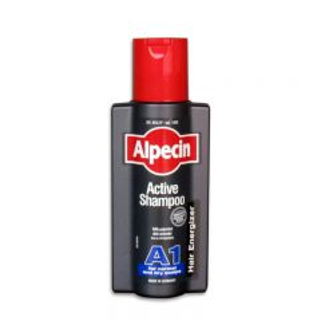 Active Shampoo A1 - photo ambalaze