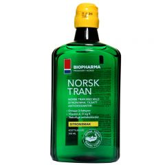 Norveško Omega-3 ulje - photo ambalaze