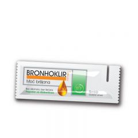 Bronhoklir moć bršljana - photo ambalaze