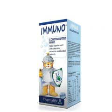 Immuno - photo ambalaze